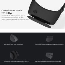 Load image into Gallery viewer, Xiaomi VR Play 2 Original Mi VR Virtual Reality 3DGlass For 4.7-5.7 inch Smart Phones