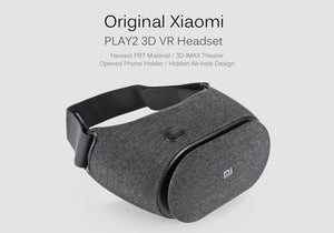 Xiaomi VR Play 2 Original Mi VR Virtual Reality 3DGlass For 4.7-5.7 inch Smart Phones