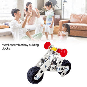 Children Assembled Building Toy
