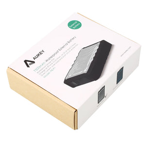 Power Bank 7500mAh Silver Aukey