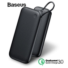 Load image into Gallery viewer, Baseus 20000mAh Dual USB Quick Charge 3.0 Power Bank For Samsung - Jamesen