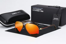 Load image into Gallery viewer, HD Polarized UV 400 men Sunglasses - Jamesen
