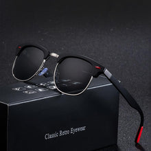 Load image into Gallery viewer, Classic Men Sunglasses - Jamesen