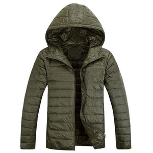 Men Hooded ultraLight Jacket - Jamesen