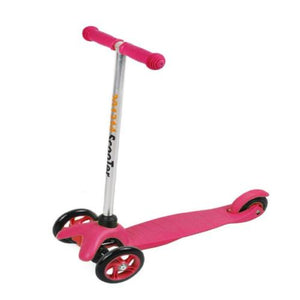 Children Scooter Tricycle Pink Cityroller
