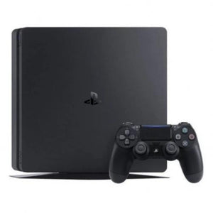 Sony PlayStation 4 Slim 500GB with Fortnite Black - Jamesen