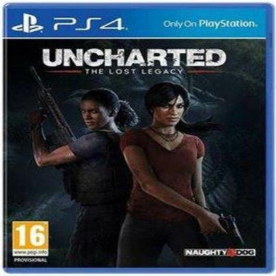 Sony Uncharted The Lost Legacy 9967408 PS4 Game