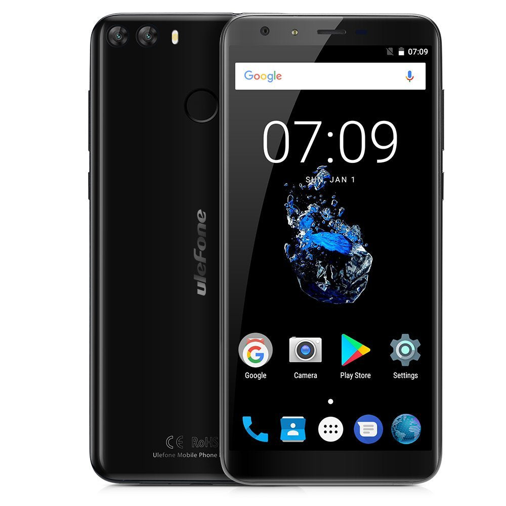 Ulefone Mix 2 Dual SIM 16GB Black