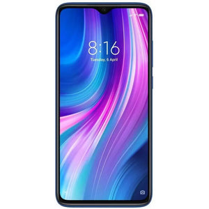 Xiaomi Redmi Note 8 Pro Dual SIM 128GB 6GB RAM Deep Sea Blue - Jamesen