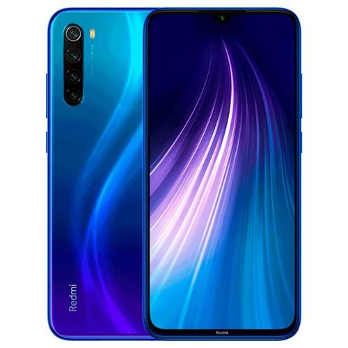 Xiaomi Redmi Note 8 Dual SIM 64GB 4GB RAM Blue - Jamesen