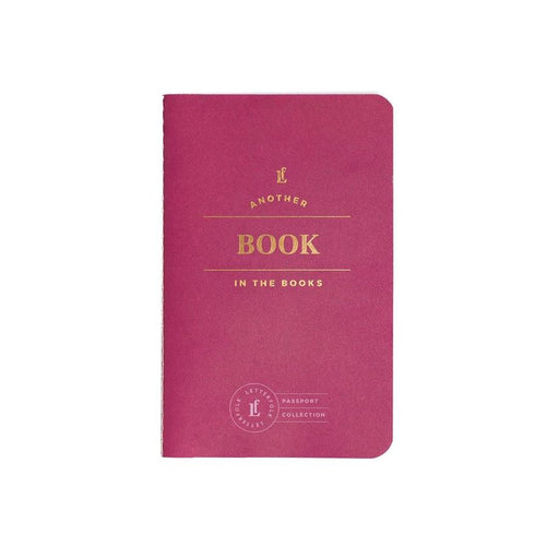 Book Passport Journal