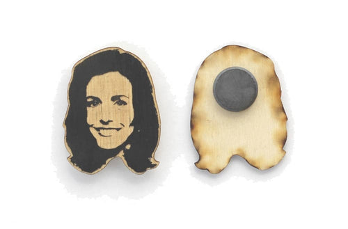 Courtney Cox Magnet