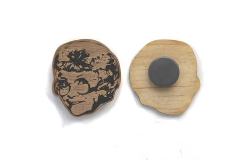 Estelle Getty Magnet