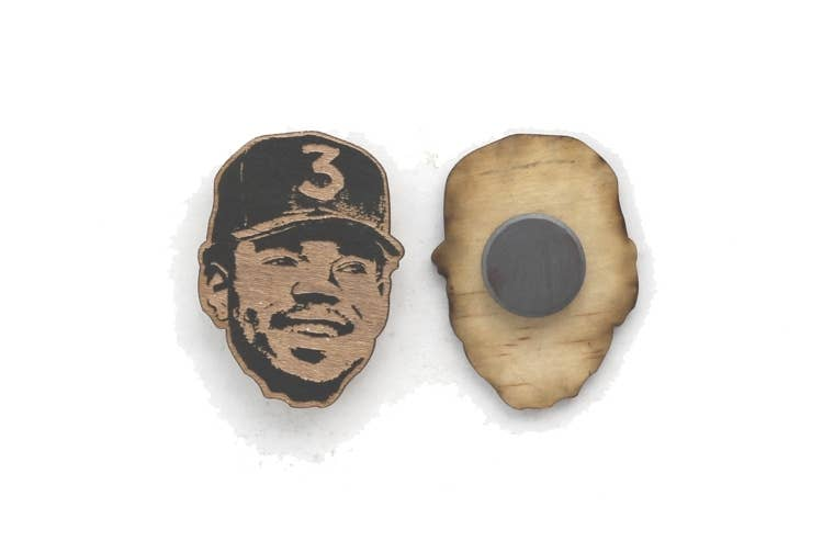 Chance the Rapper Magnet