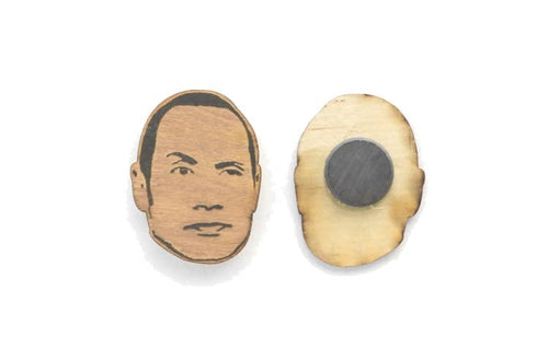 Dwayne Johnson Magnet