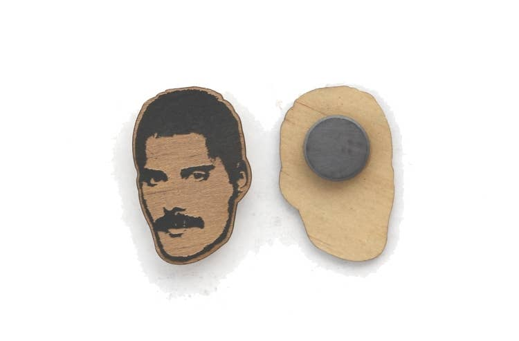 Freddy Mercury Magnet