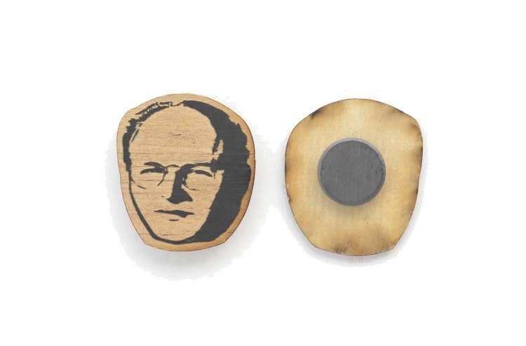 George Costanza Magnet