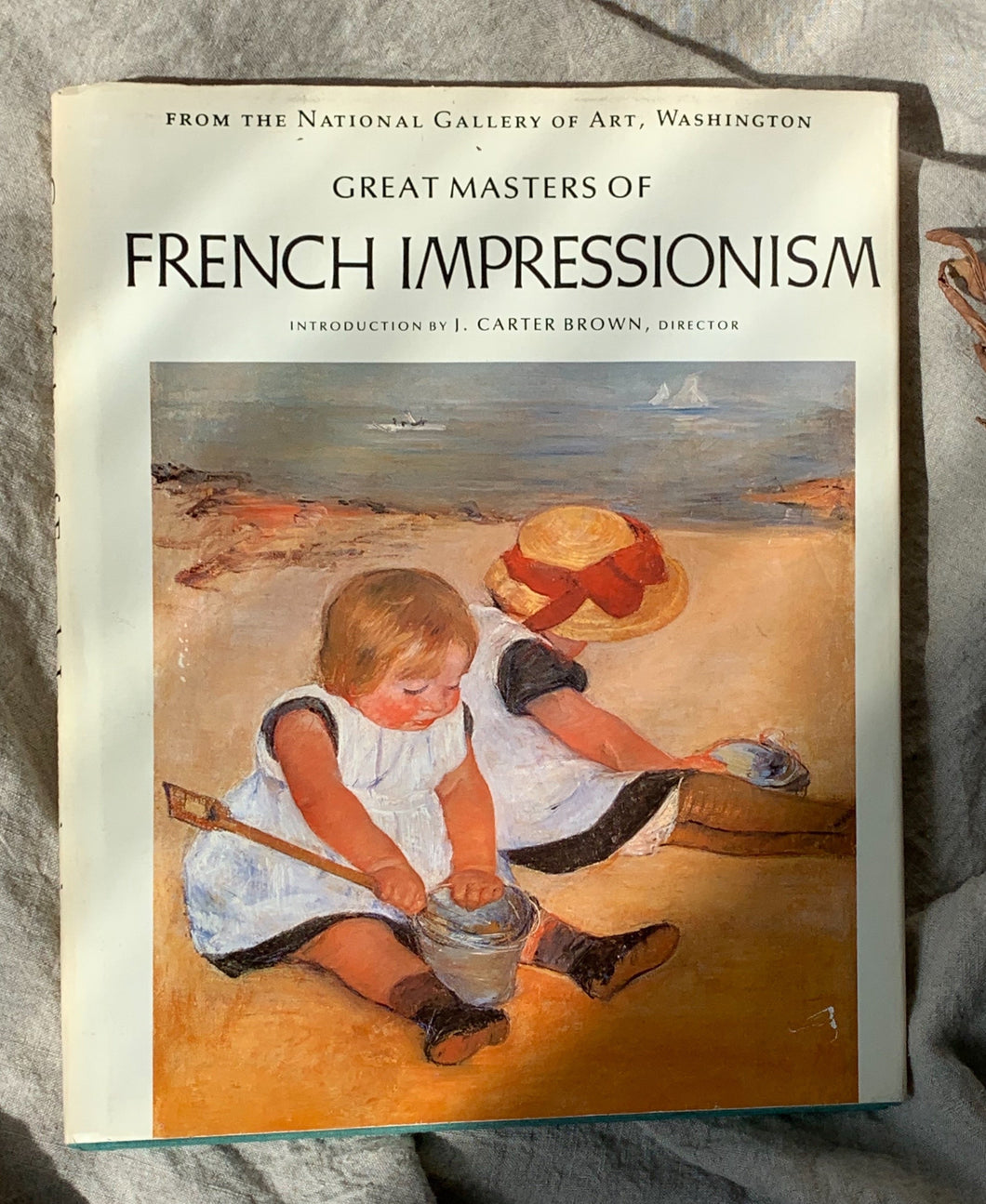 Vintage French Impressionism Book