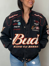 Vintage Budweiser Racing Jacket