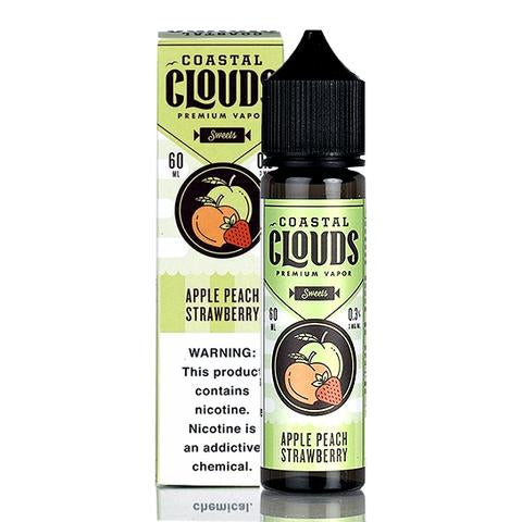 Coastal Clouds - Apple Peach Strawberry