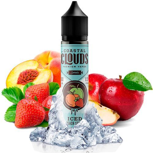 Coastal Clouds - Apple Peach Strawberry Iced