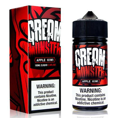 Cream Monster - Apple Kiwi
