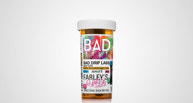 Bad Salt - Farley's Gnarley Sauce  30ml