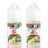 7 Daze Reds Apple Salts - Original Apple