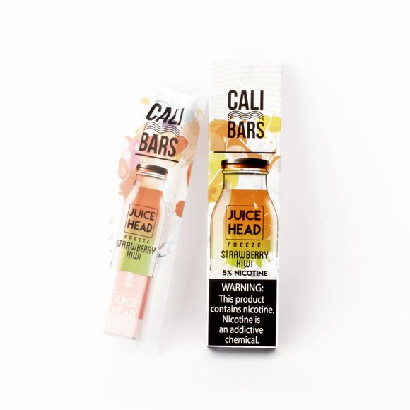 Juice Head Disposables by Cali Bars - Strawberry Kiwi Freeze
