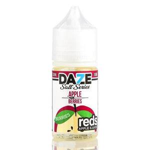 7 Daze Reds Apple Salts - Berry