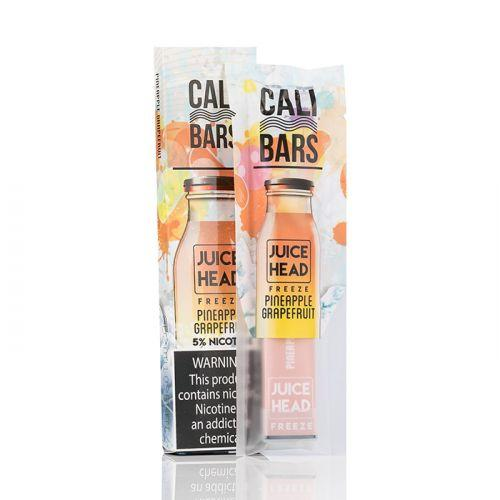 Juice Head Disposables by Cali Bars - Pineapple Grapefruit Freeze
