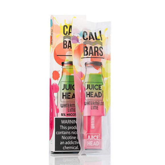 Juice Head Disposables by Cali Bars - Watermelon Lime