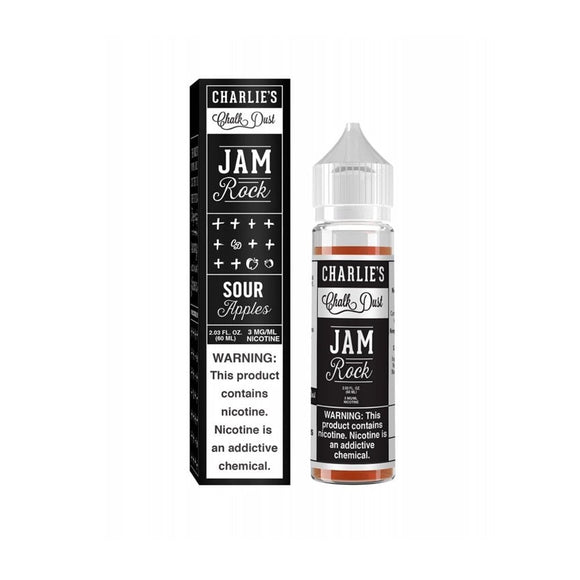 Charlie's Chalk Dust - Jam Rock 30ml-60ml-120ml