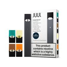Juul Starter Kit - Device & 4 Pods