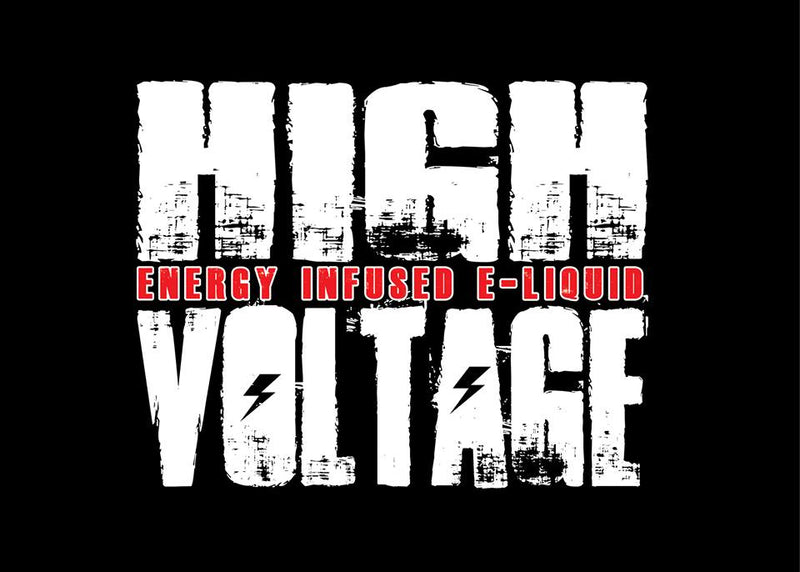 High Voltage Energy Infused E-Liquid