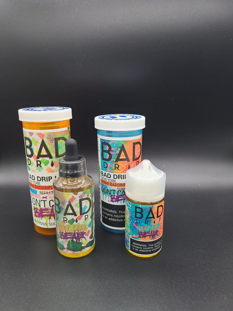 vape4style bad drip don't care bear + iced out 60ml