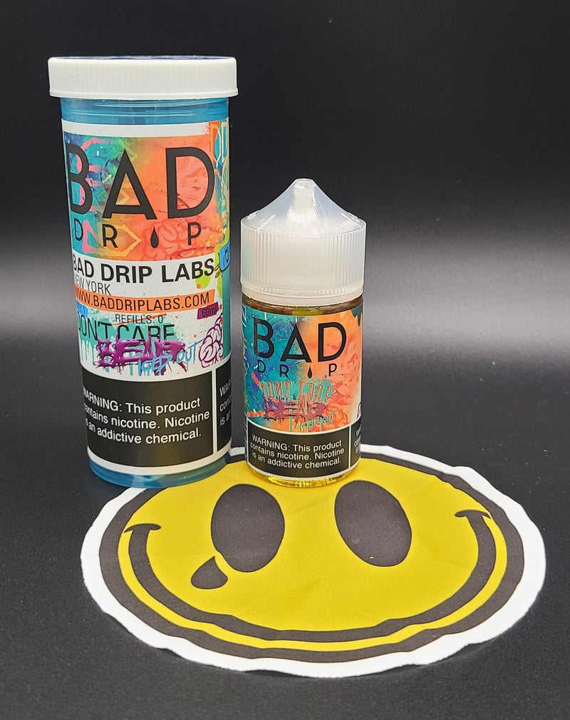 vape4style bad drip don't care bear iced out 60ml