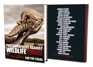 PHOTOGRAPHERS AGAINST WILDLIFE CRIME™  Signed Edition