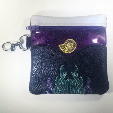 Sea Witch pouch