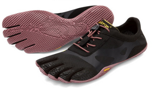 Vibram KSO Evo. Womens (black/rose)