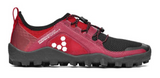 Vivobarefoot Primus Trail SG. Mens (Black/Red)