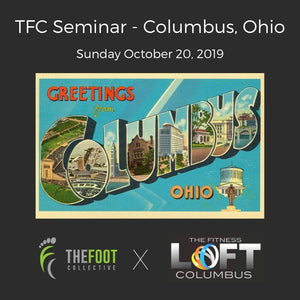 TFC Seminar - Columbus. October 20, 2019