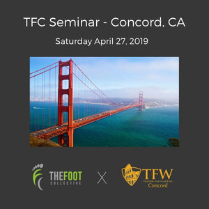 Seminar - Concord, California. April 27, 2019