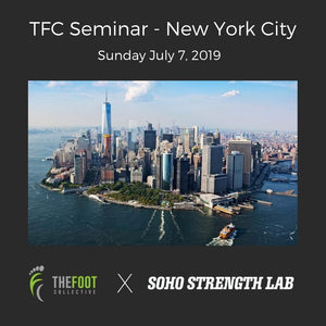TFC Seminar - New York City, July 7 2019