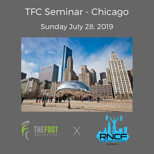 TFC Seminar - Chicago. July 28, 2019