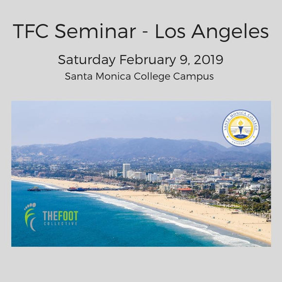 TFC Seminar - Los Angeles. Feb 9, 2019