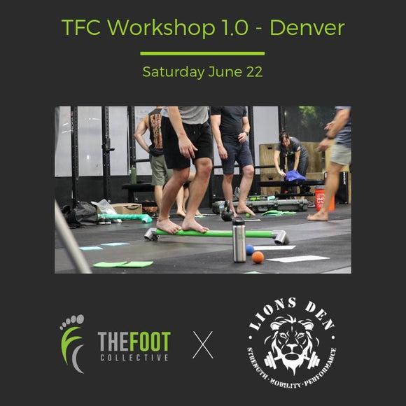 Workshop 1.0 - Denver. June 22, 2019
