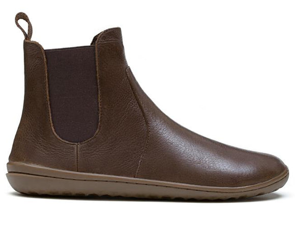 Vivobarefoot Fulham. Mens (Brown)