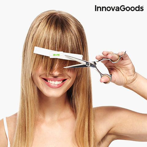 InnovaGoods Wellness Beauté Haircutting Guides (Pack of 2)