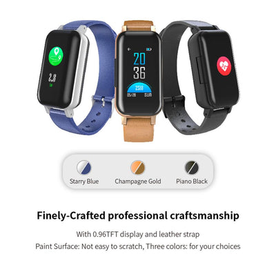 2020 Comliks® Smart Watch + Bluetooth Earphone